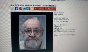 Donald manhal